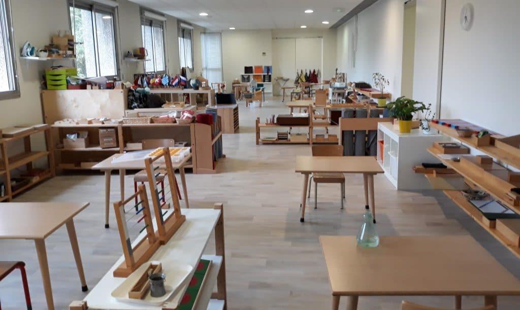 école Montessori Rouen
