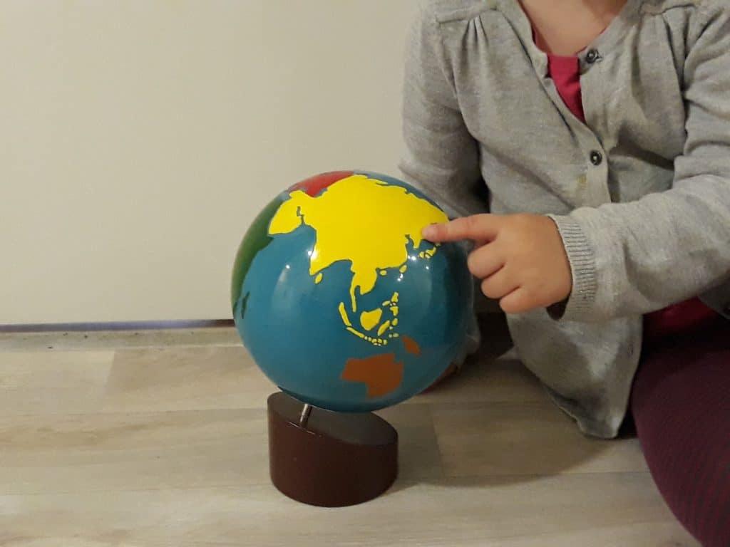 Le Globe Coloré : école Montessori Rouen