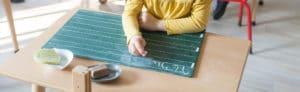 Lecture école Montessori Rouen
