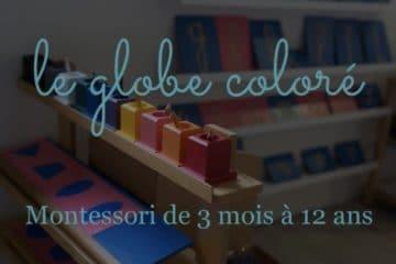 Présentation Vidéo Le Globe Coloré